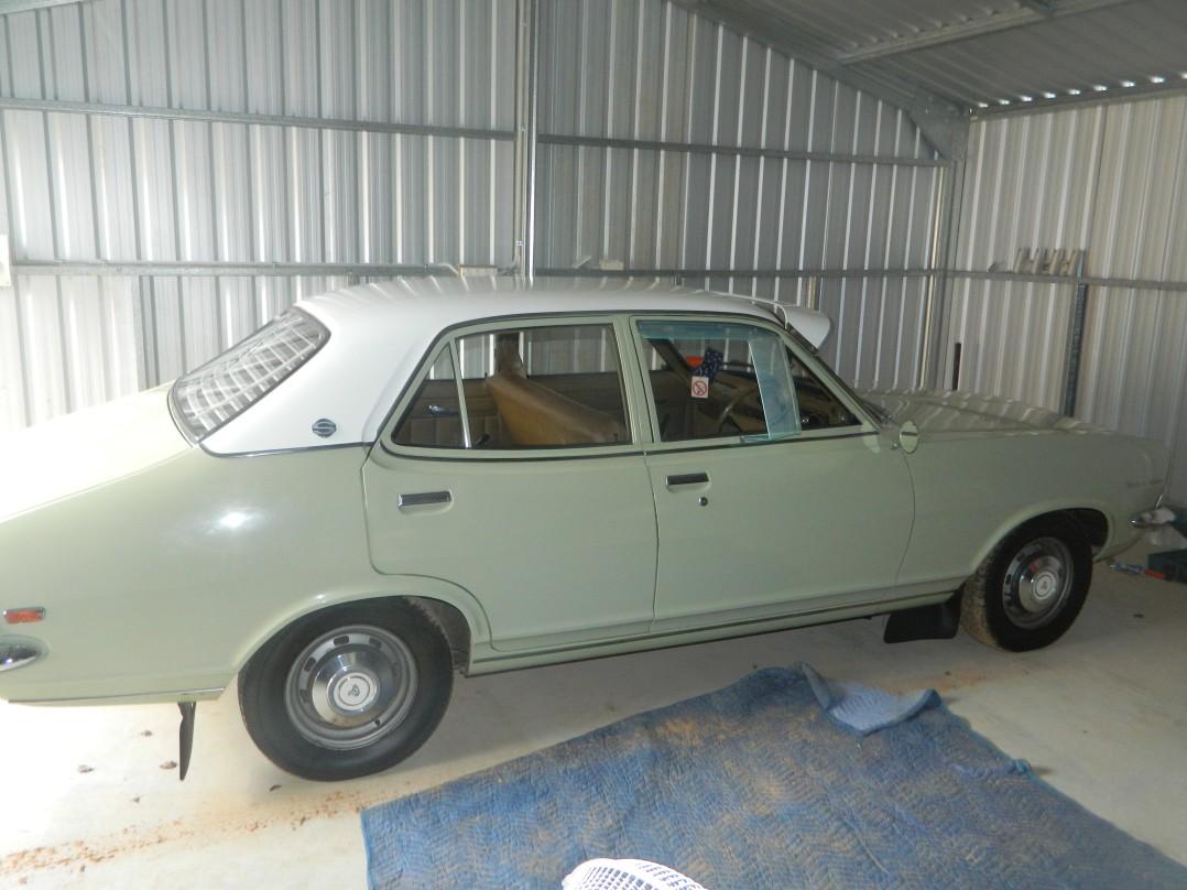 1970 Holden TORANA S