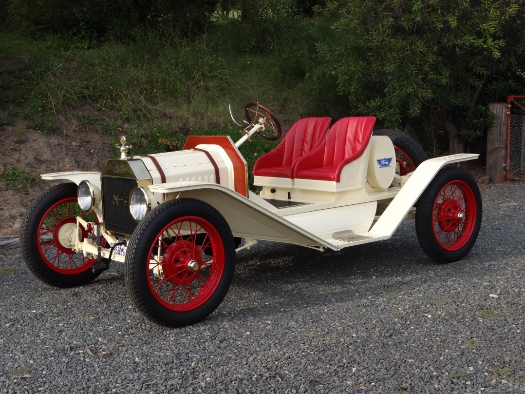 1915 Ford T Laurel Underslung Speedster