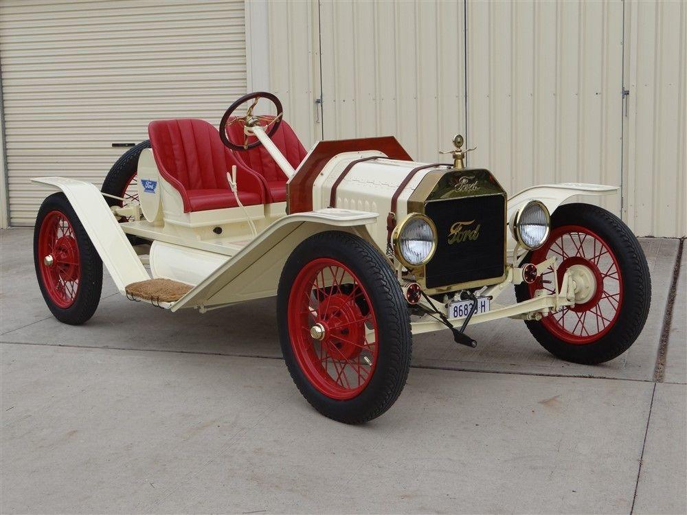 1915 Ford T Laurel Underslung Speedster