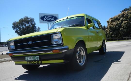 1980 Ford ESCORT MKII PANEL VAN GL - AMELIA