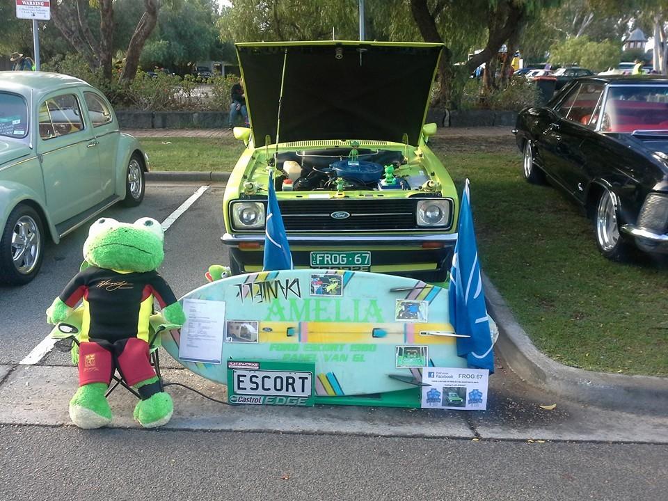 Frogswain,FORD ESCORT PANEL VAN MK2