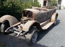 1923 Fiat 501.