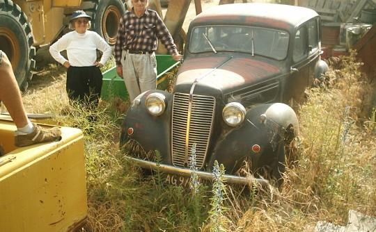 1948 Morris 10