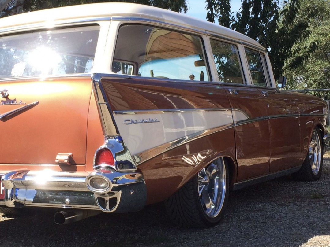1957 Chevrolet Beauville