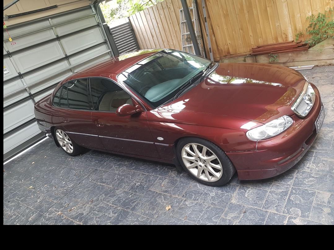 2001 Holden STATESMAN