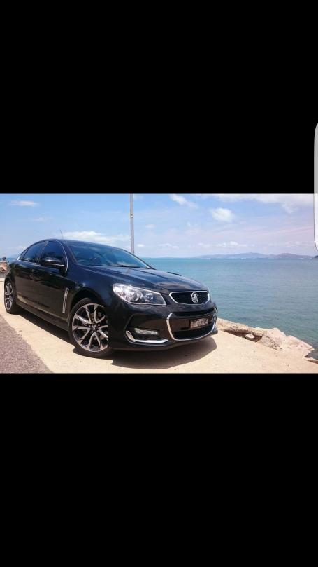2016 Holden COMMODORE SS V
