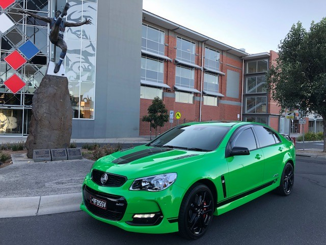 2018 Holden Special Vehicles VF RED LINE