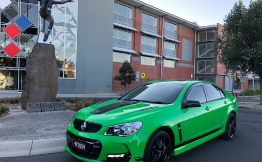 2018 Holden Special Vehicles VF REDLINE