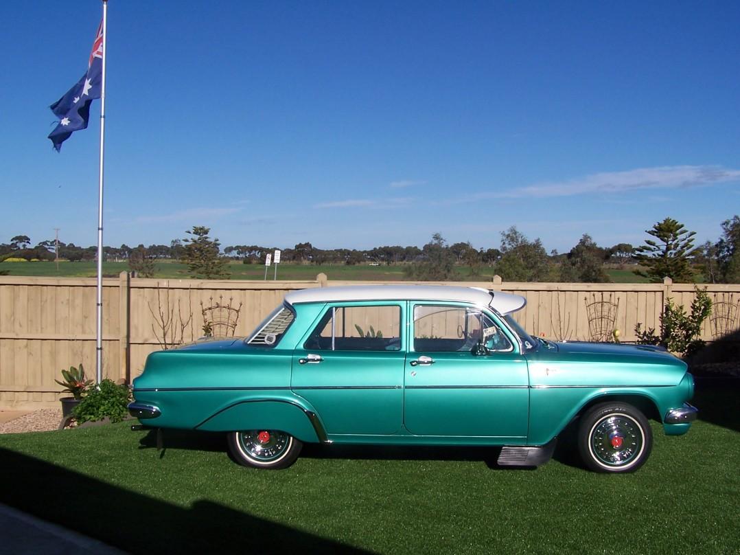 1962 Holden EJ PREMIER