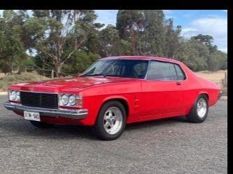 1974 Holden HJ LS MONARO