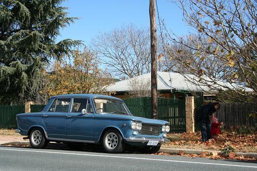 1963 Fiat 1500