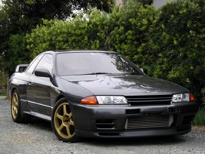 1999 Nissan SKYLINE