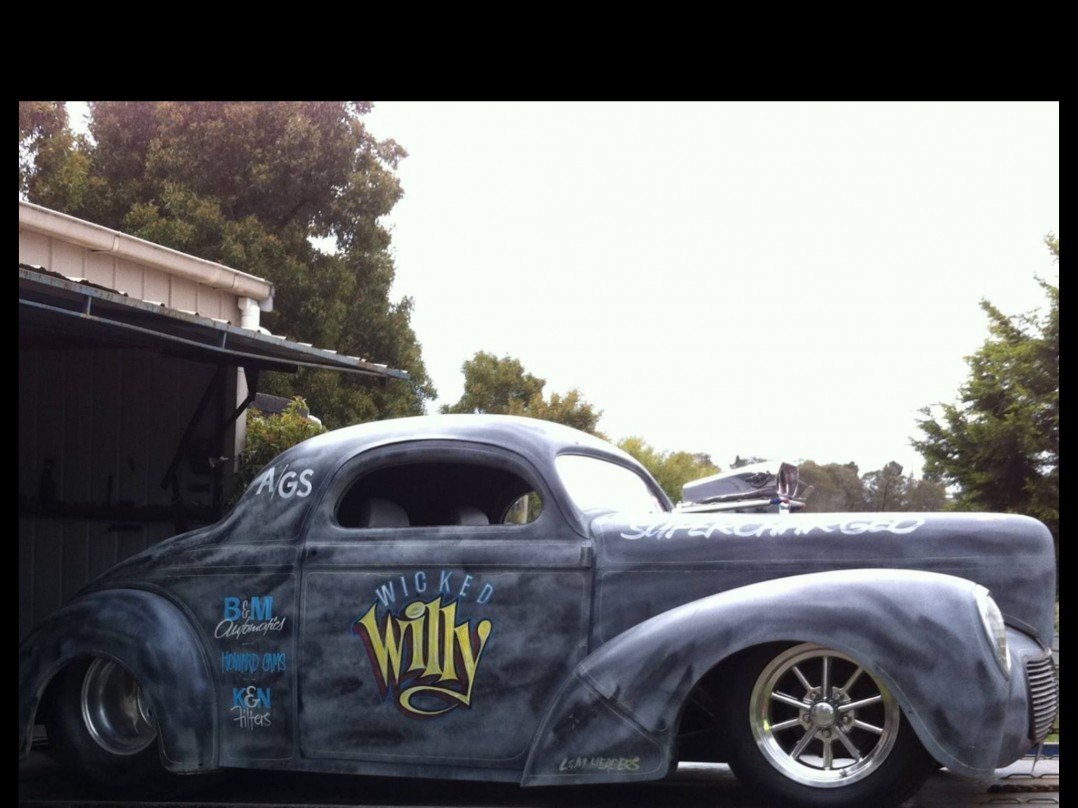1940 Willys Willys