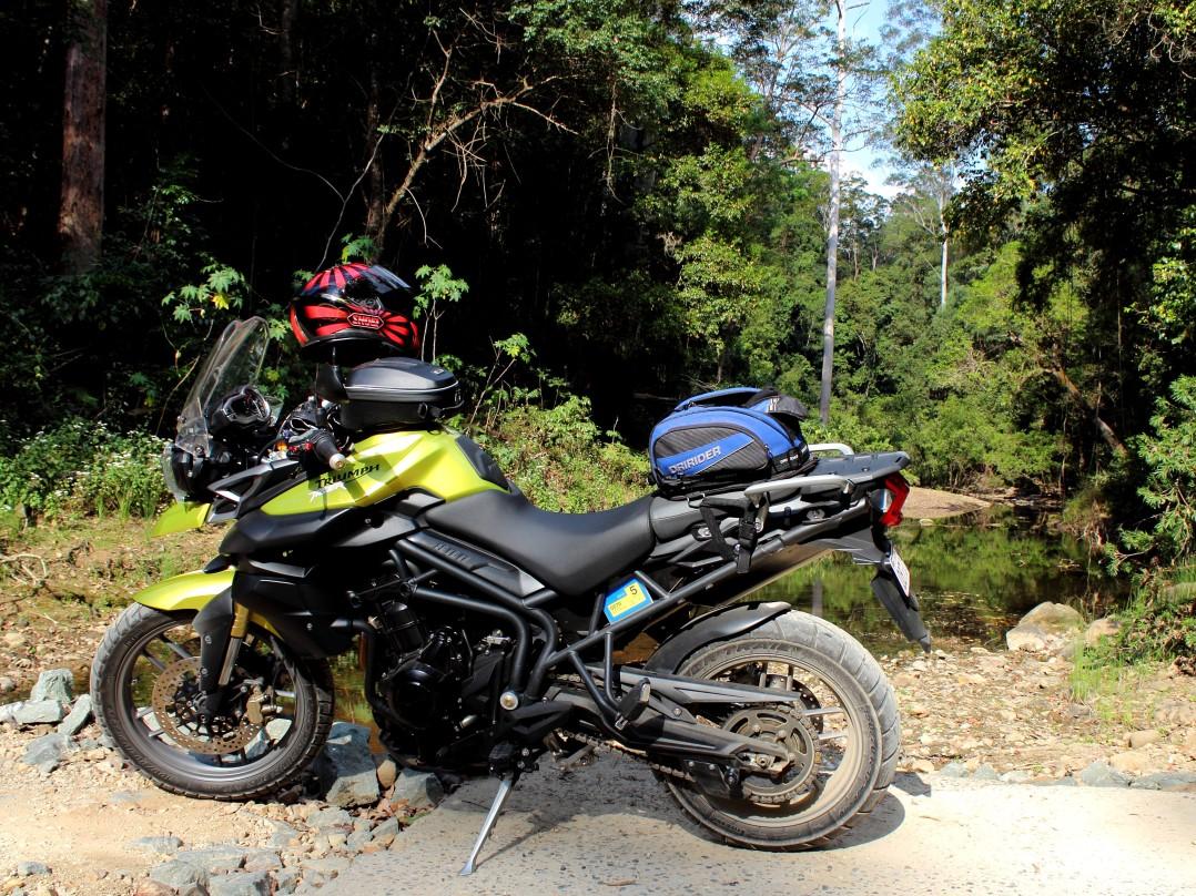 2012 Triumph 799cc TIGER 800
