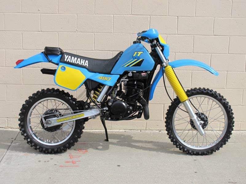1982 Yamaha IT 490