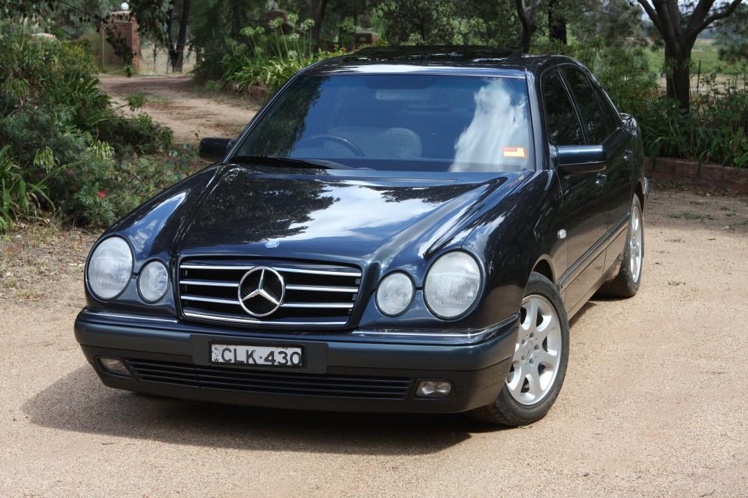 1998 Mercedes-Benz E430 ELEGANCE