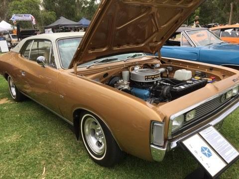 1971 Chrysler VALIANT VH hartop
