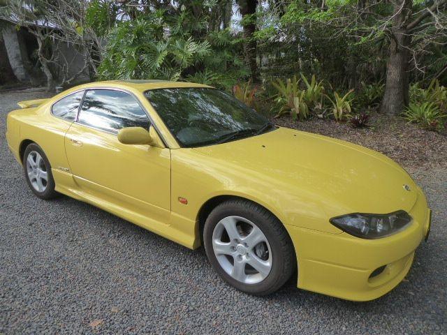 2002 Nissan 200 SX SPEC R