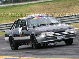1987 Holden Rare tuxedo black over asteroid silver VL Commodore SL turbo