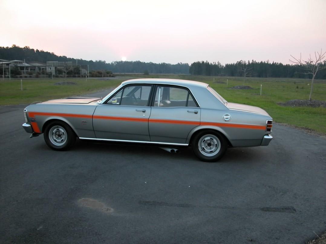 1969 Ford Falcon GT