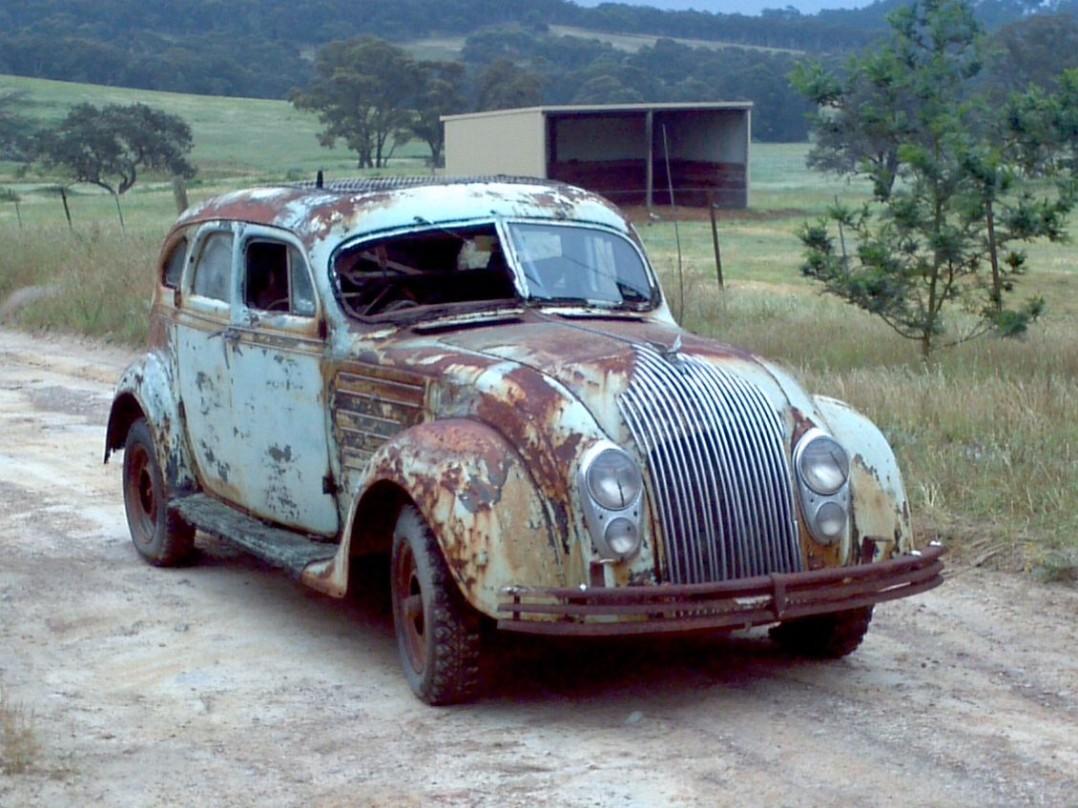 1934 Chrysler Cu airflow