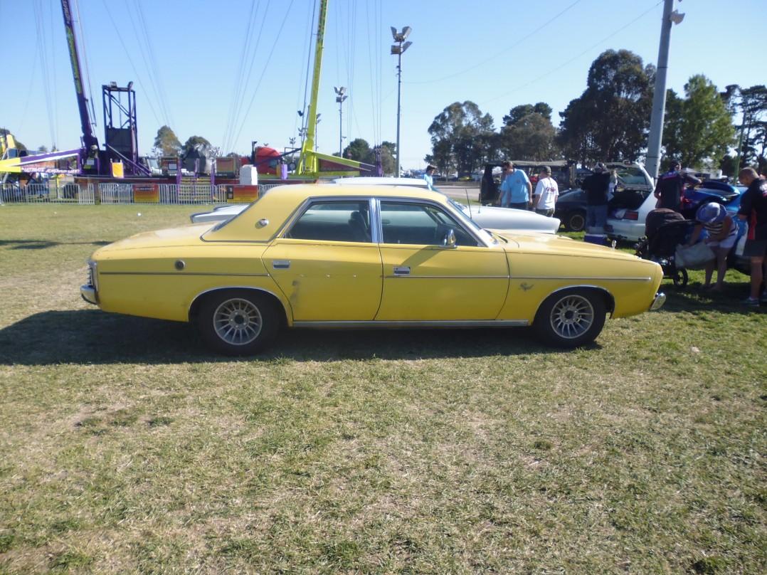 1976 Chrysler REGAL SE