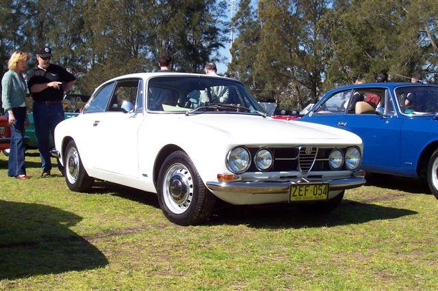 1968 Alfa Romeo 1750 gtv