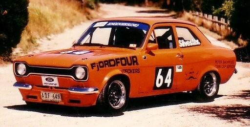 1973 Ford Escort MKI RS 2000 Replica