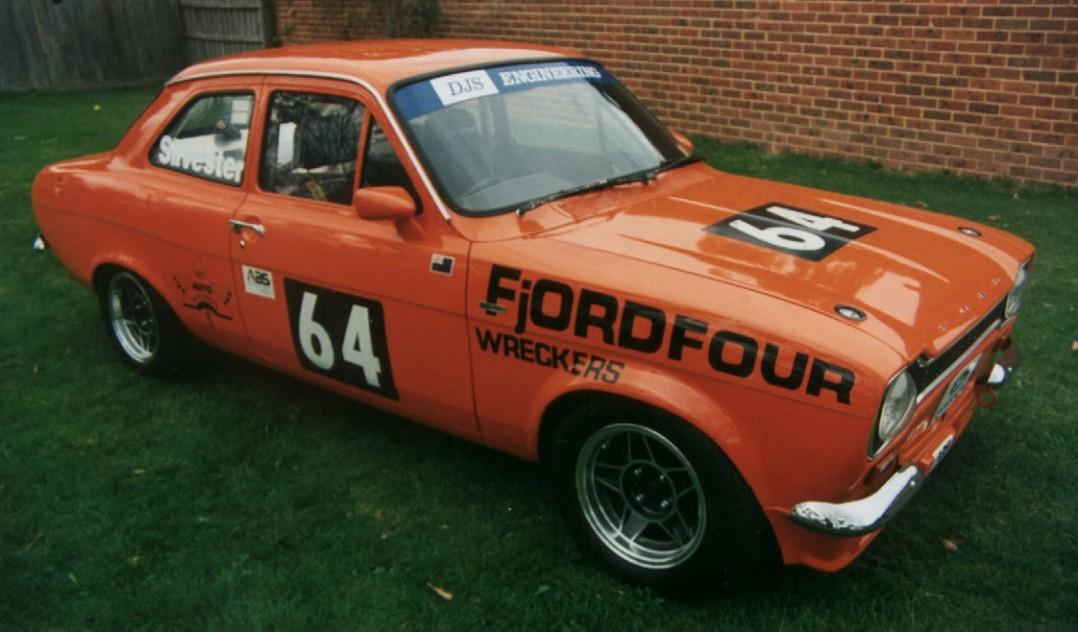 1973 Ford MKI Escort RS2000 Replica