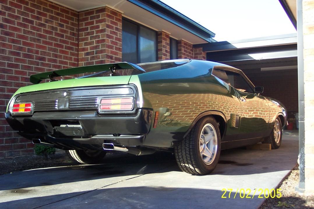 1973 Ford XB Fairmont Hardtop