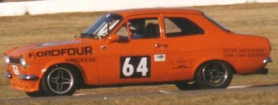 1973 Ford MKI Escort MKI RS2000 Replica