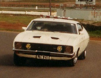 1973 Ford XB GS Hardtop