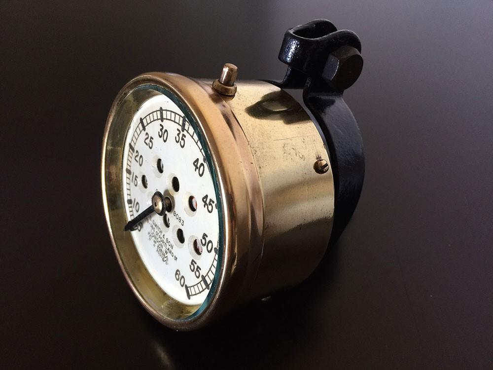Smiths Speedometer Identification