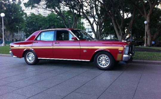 1969 Ford XW Falcon GT