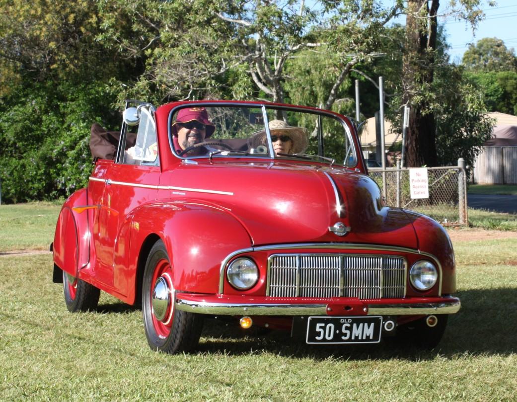 1950 Morris Minor Series MM