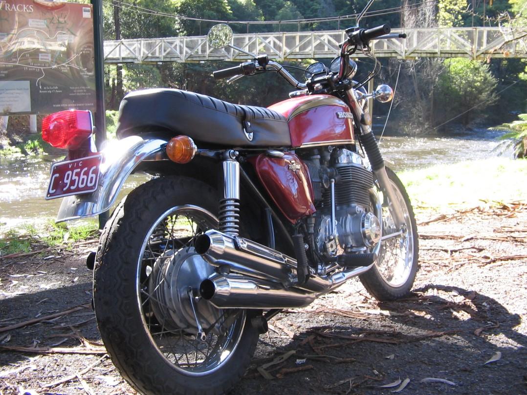 1972 Honda CB 750 K2