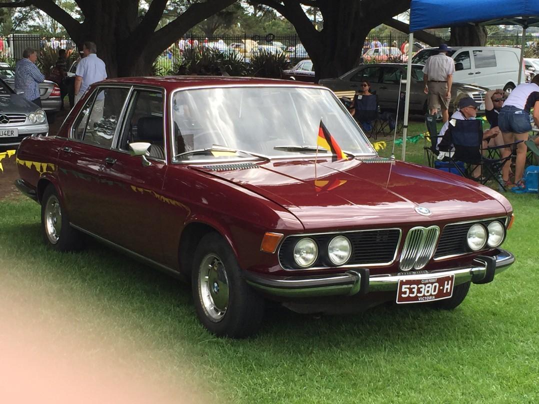 1970 BMW 2500