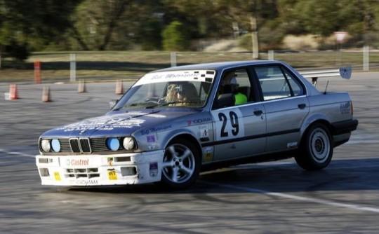1988 BMW E30 320i Supercharged
