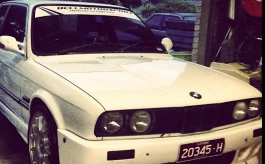 1984 BMW E30 327i Turbo