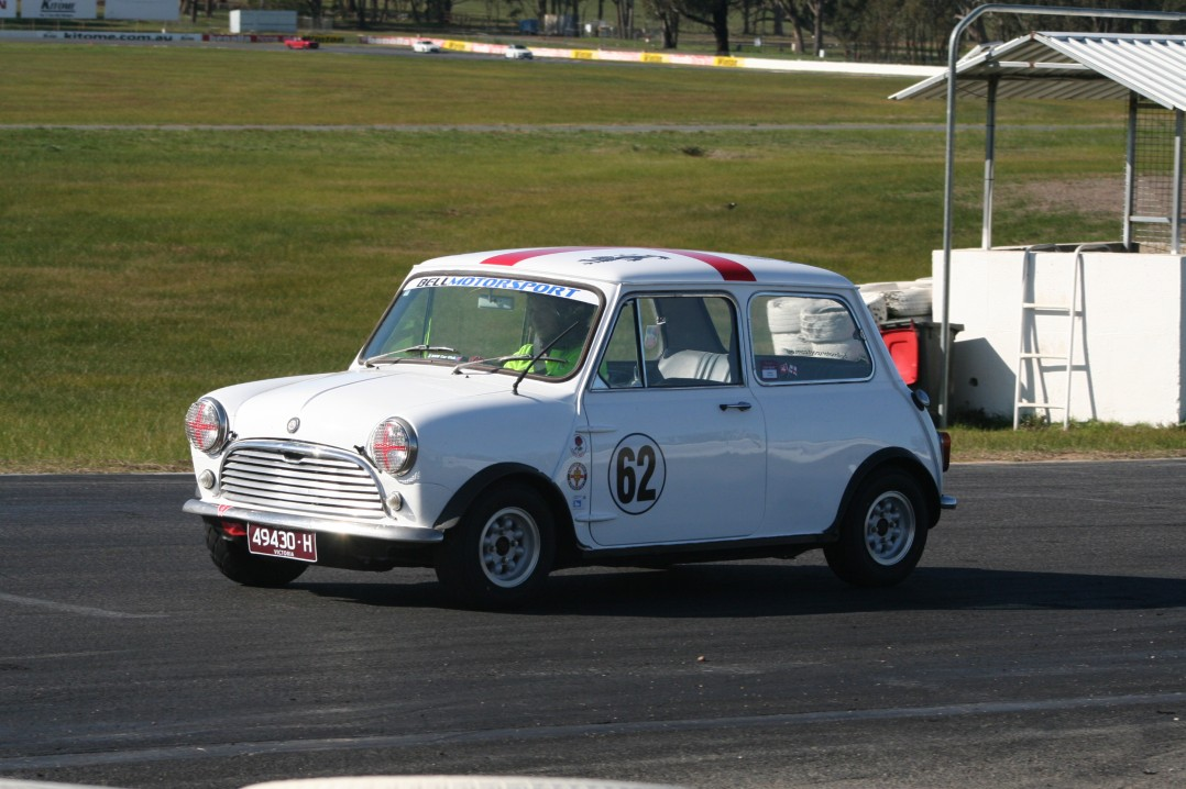 1969 Morris MINI K 1100