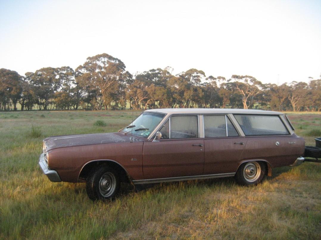 1968 Chrysler VE