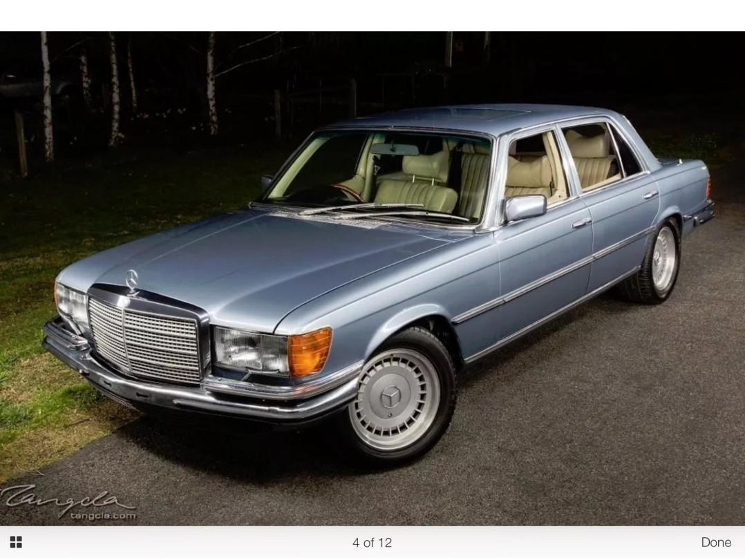 1979 Mercedes-Benz 450 SEL 6.9