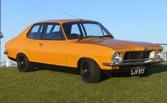 1973 Holden LJ 2 door coupe