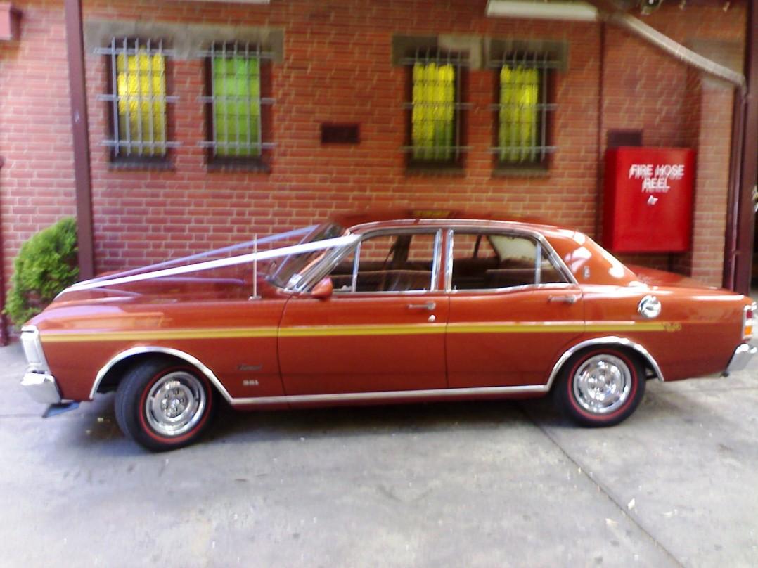 1971 Ford FAIRMONT