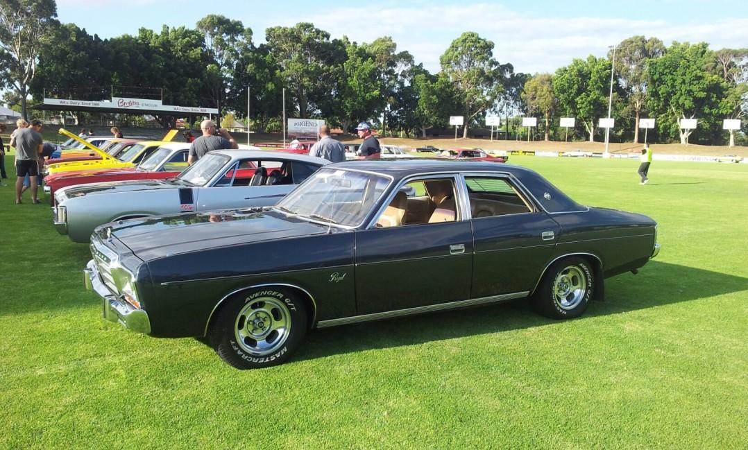 1977 Chrysler REGAL SE