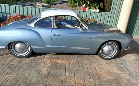 1959 Volkswagen KARMANN GHIA