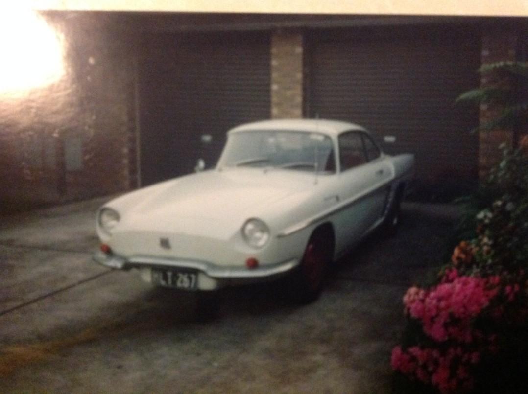 1961 Renault Floride