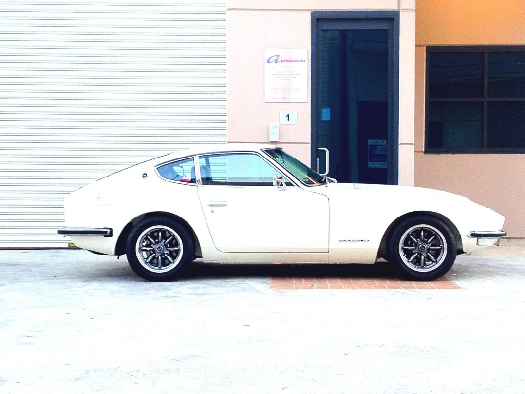 1973 Datsun 240Z SPORTS