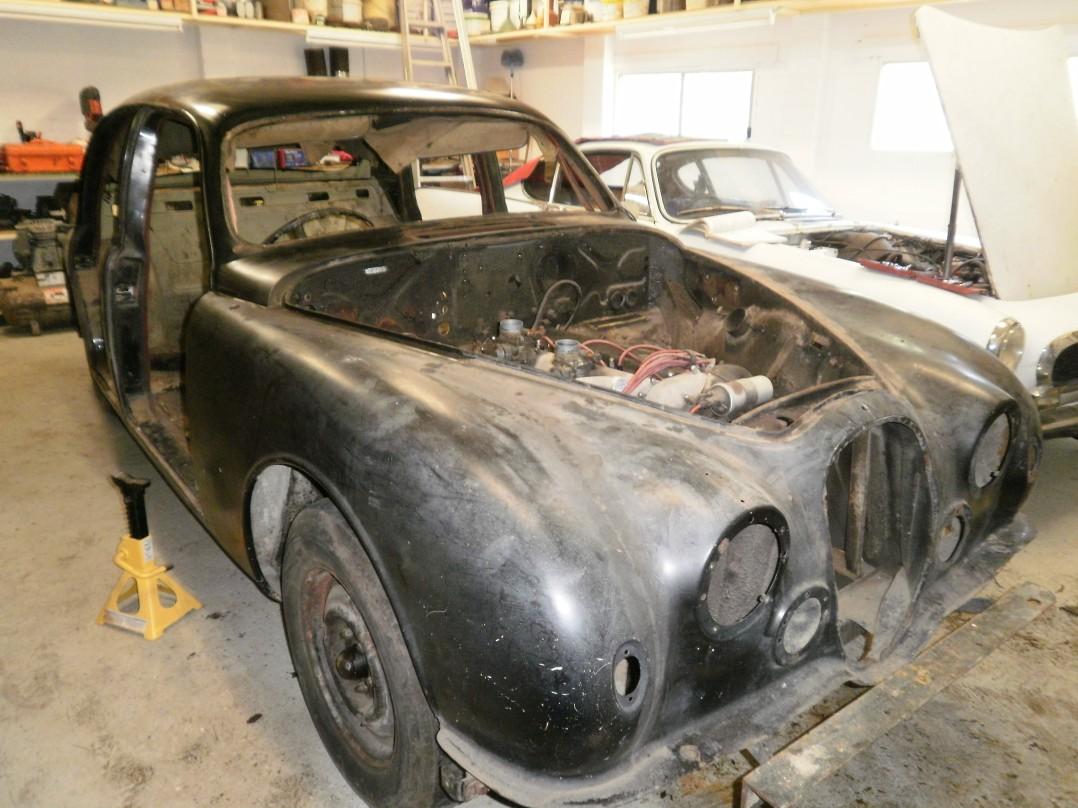 1957 Jaguar MK 1