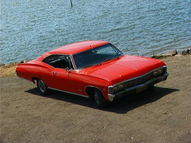 1967 Chevrolet SS Impala